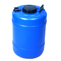 Mitsu Chem 50 Ltr Hdpe Wide Mouth Drums