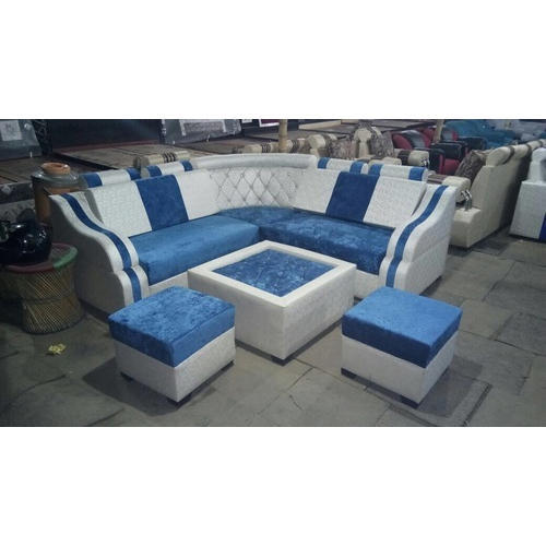 Designer Round Handle Sofa At Rs 30000 Piece फर न चर
