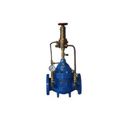gunina Black Blue Pressure Holding Valves, Size: 1/2