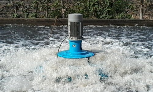 Automatic Surface Aerators, Submersible Aerators, for Waste Water Treatment