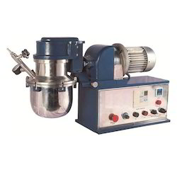 Planetary Vacuum Jacketed Mixer