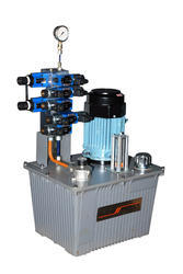 Hydraulic Aluminum Power Pack