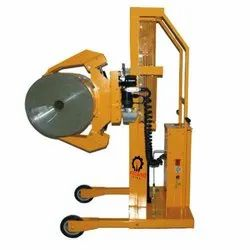 Paper Roll Clamp Stacker