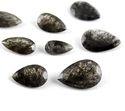 Black Rutile Loose Cut Gemstones