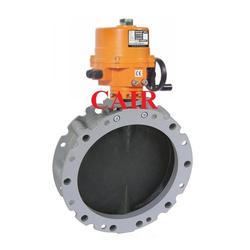 Cement Butterfly Valves
