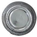Silver Foil Plates