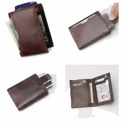 Pure Leather Credit Card Holders