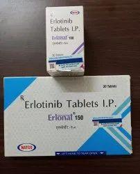 Erlotinib Tablets 100mg 150mg