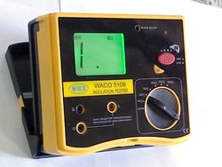 Waco 5106 Digital HV Insulation Tester