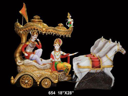 Rath Krishna Arjun Rath Manufacturer From Mumbai