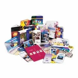 White Paper Offset Printing Services