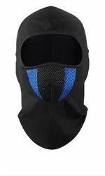 Full Face Black Helmet mask