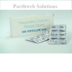 OD Phyllin 400mg Tablets