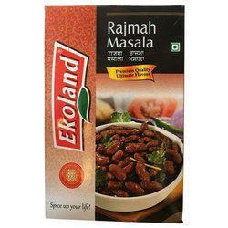 100 g Ekoland Rajma Masala, Packaging: Packet