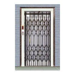 Manual Elevator Doors