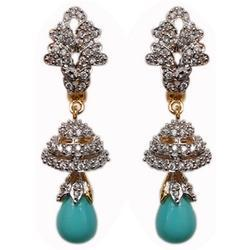 Trendy & Stylish Gemstone Earring Collection