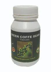 Coffee Bean Weightloss Supplement