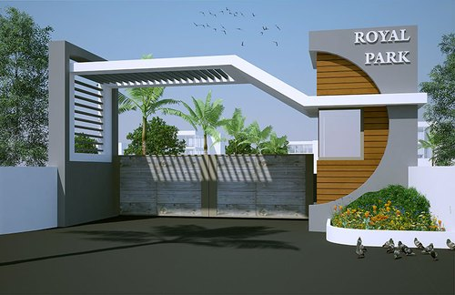Society Colony Main Gate For Home Rs 175 Square Feet Js Asia Son Llp Id 21188308955