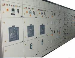 Three Phase PLC Based MCC Panel