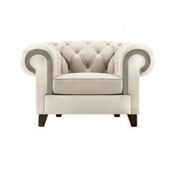 White Designer Sofa Chair