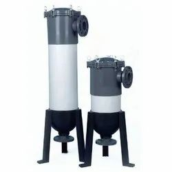Food Grade UPVC Filter Housing