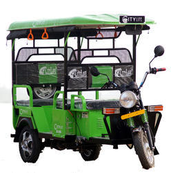 City Life Trendy Look E Rickshaw
