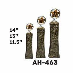 AH - 463 Wooden Trophy