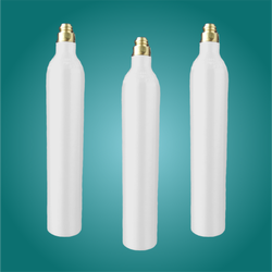 Aluminium Co2 Cylinders for Soda Maker