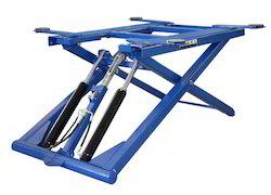 Hydraulic Double Scissor Lift Table