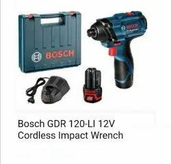 Bosch GDR 120-LI 12v Cordless Impact Wrench