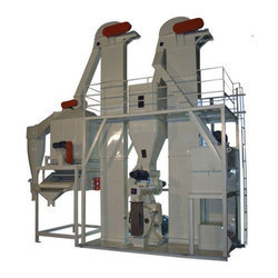 Cattle Mash Feed Plant
