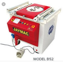Jaymac Bar Bending Machine