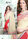 Party Wear Embroidered Indian Sarees