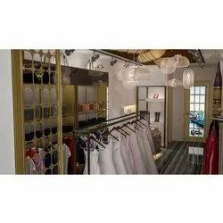 Boutique Interior Designing Service, Work Provided: Wood Work & Furniture