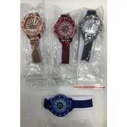 Girlish Designer Wrist Watch