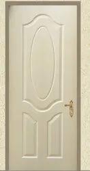 Casement Glossy PVC Door, For Home, Interior