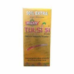 Jolly Tulsi 51 Drop, 30 Ml, Packaging Type: Box