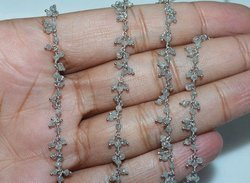 Diamond Cluster Chain