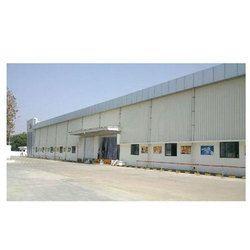 Metal Pre Engineered Factory Building
