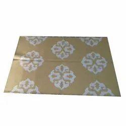 Printed Handmade Floor Rug