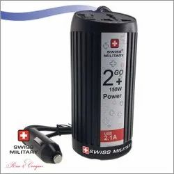 Swiss Military Car Charger Converter (CIV1)