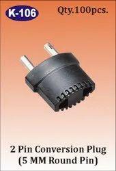 K-106 2 Pin Conversion Plug