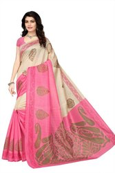Silk Saree with Blouse 6.30 meters