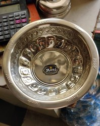Designer Stainless Steel Bowl, For Hotel/Restaurant, Capacity: 1 To 2 Kg