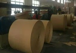 Roll And Sheet Wood Pulp Kraft corrugated Paper