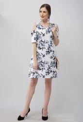 Cotton Western Wear Women Dresses, 140