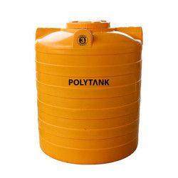 Polytank Triple Layer Yellow Water Storage Tank