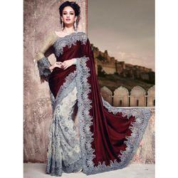 0f3222c1095c7 RCPC Designer Wear Velvet Saree at Rs 3399  piece