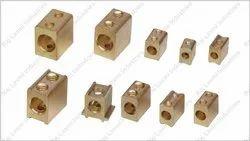Golden Brass Fuse Parts
