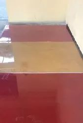 Commercial Epoxy Flooring Screed